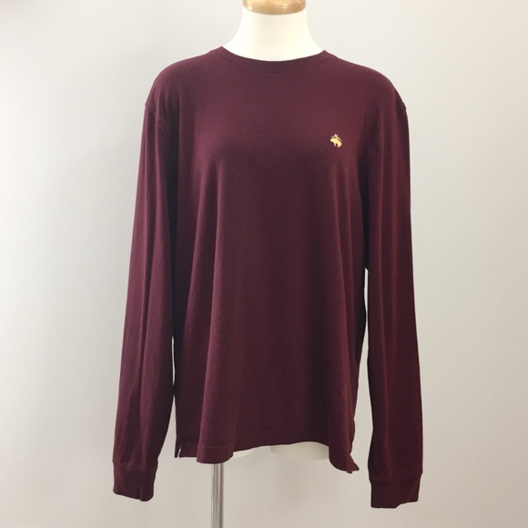 Brooks Brothers Other - Brooks Brothers Long Sleeve Cotton T-Shirt
